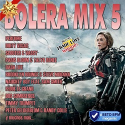 Bolera Mix 5 - Megamix By Beto BPM (2015)