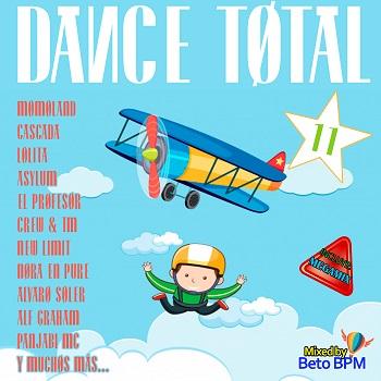Dance Total 11 Megamix By Beto BPM (2019)
