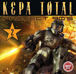 Kepa Total 2 - Megamix By Beto BPM  (2011)