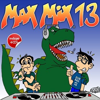 Max Mix 13 - Megamix By Dj Demoledor (2010)