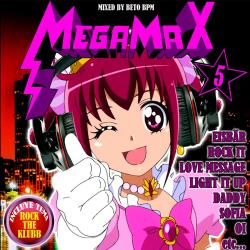 Megamax 5 - Megamix By Beto BPM (Cover Frontal)