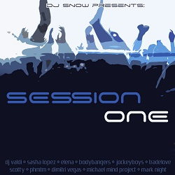 Session One (2014) Mixed by Dj Snow