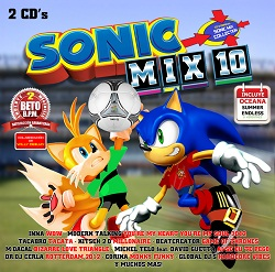 Sonic Mix 10 by Willy Deejay & Pristine Boys (NANDIX & Beto BPM)